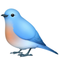 facebook bird emoji