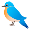 joypixels bird emoji