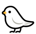 softbank bird emoji