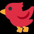 twitter bird emoji